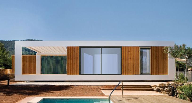 maisons number one maison modulaire et ossature m talique en paca. Black Bedroom Furniture Sets. Home Design Ideas