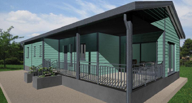 Maisons modulaire en région PACA - Maisons Number One