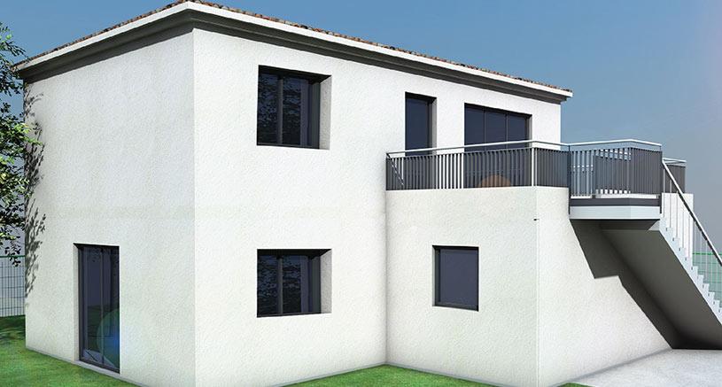 Maisons Number One à Puyricard