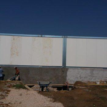 Construction maison modulaire avec fondation 9