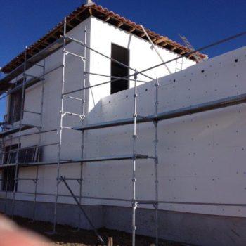 Construction maison modulaire avec fondation 10