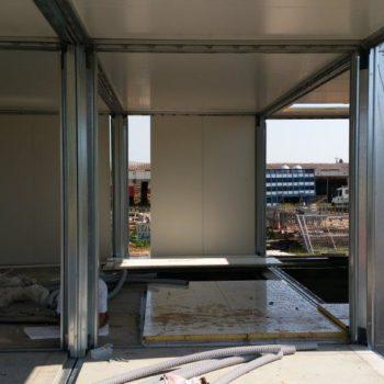 Construction maison modulaire avec fondation 4