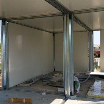 Construction maison modulaire avec fondation 5
