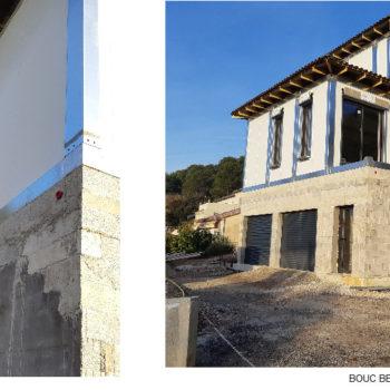 Construction maison modulaire à BOUC BEL AIR en PACA