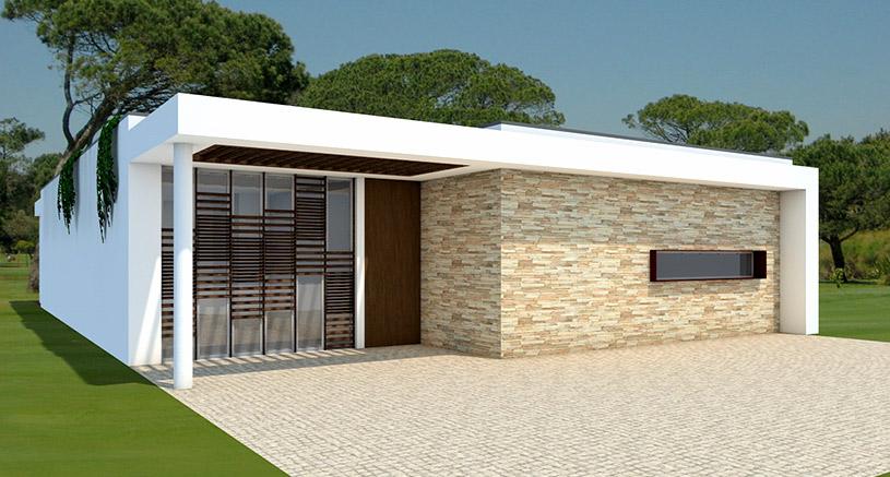 Constructeur maison à ossature métallique - Région PACA