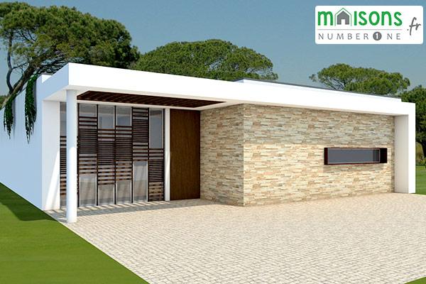 Construction de maison ossature m tallique maisons number one - Construction maison ossature metallique ...