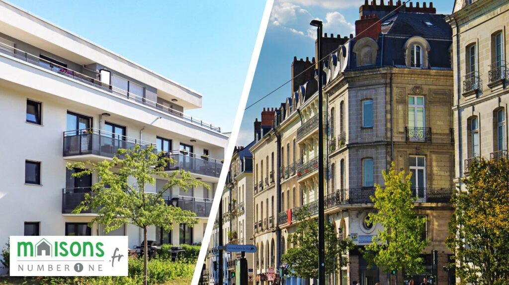 Achat immobilier neuf vs ancien