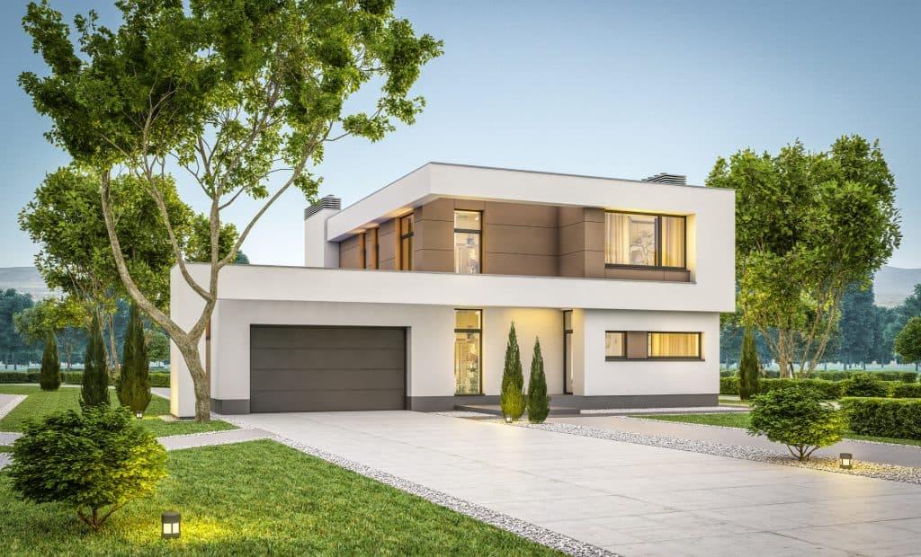 Maison moderne & contemporaine, quelles différences ?