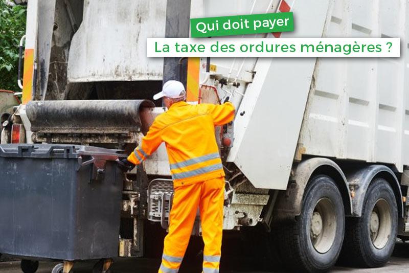 Doit-on vraiment payer la taxe des ordures ménagères ?