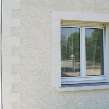 Comment faire un encadrement de fenêtre exterieure ?
